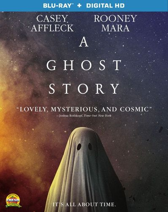 A Ghost Story [Includes Digital Copy] [Blu-ray] [2017] 6012711