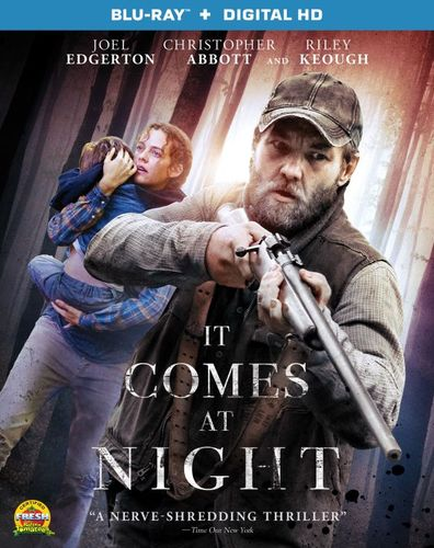 It Comes at Night [Blu-ray] [2017] 6012737
