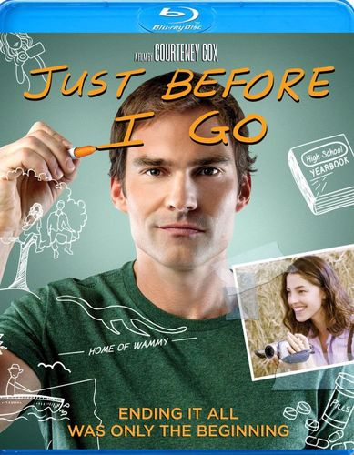 Just Before I Go [Blu-ray] [2014] 6013022