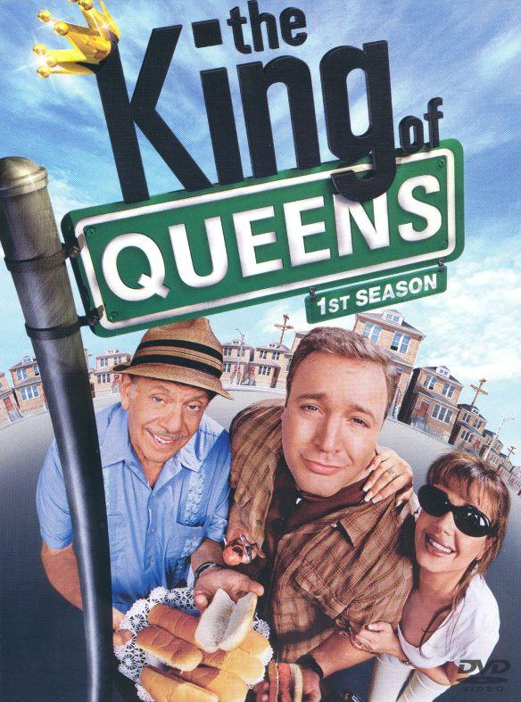 The King of Queens: 1st Season [3 Discs] [DVD] 6014109