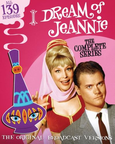 I Dream of Jeannie: The Complete Series [12 Discs] [DVD] 6015916