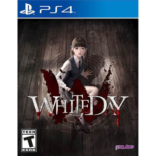White Day: A Labyrinth Named School - PlayStation 4