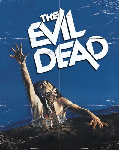 The Evil Dead [SteelBook] [Blu-ray] [1981] 6017037