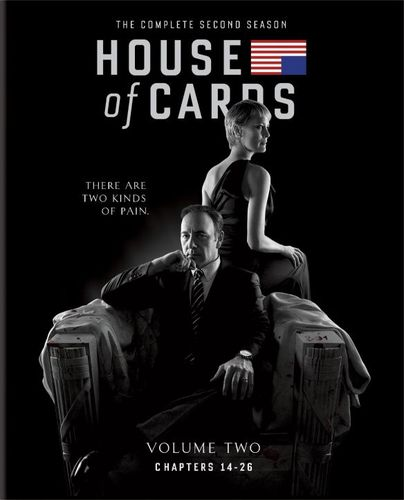 House of Cards: The Complete Second Season [Blu-ray] 6017064