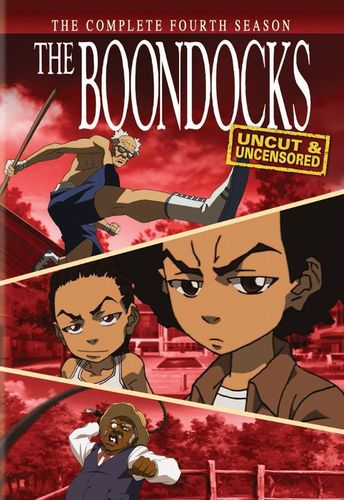 The Boondocks: The Complete Fourth Season [4 Discs] [DVD] 6017073
