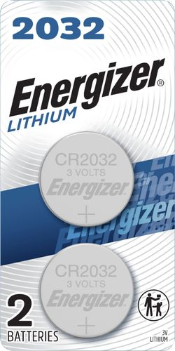 Energizer - CR2032 Battery (2-Pack)