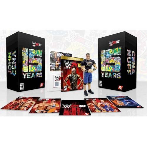 WWE 2K18 Cena (Nuff) Edition - PlayStation 4 6018900