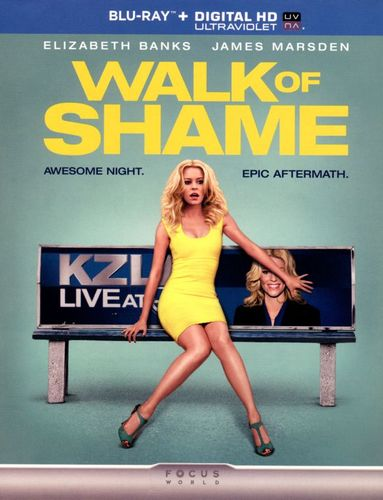 Walk of Shame [Includes Digital Copy] [UltraViolet] [Blu-ray] [2013] 6022143