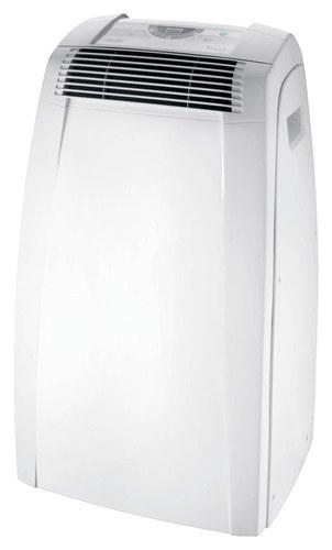DeLonghi - Pinguino 350 Sq. Ft. Portable Air Conditioner - White