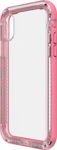 Lifeproof Next for iPhone X Case, Cactus Rose