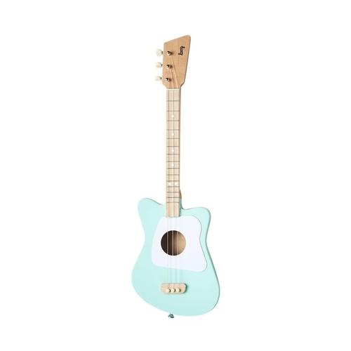 Loog - Mini 3-String Acoustic Guitar - Green