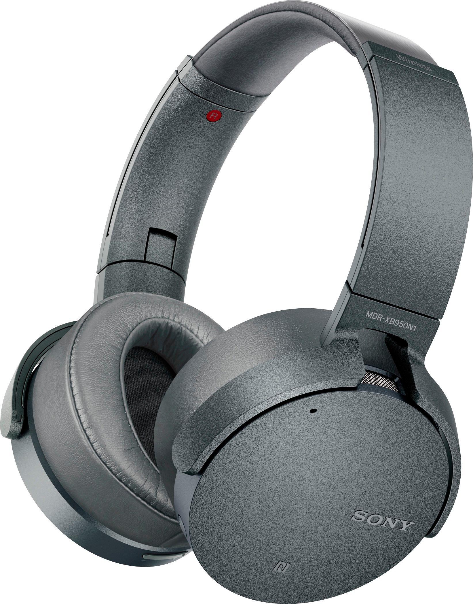 sony-xb950n1-extra-bass-wireless-noise-cancelling-over-the-ear-headphones-titanium