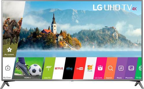 "LG - 70"" Class (69.5"" Diag.) - LED - 2160p - Smart - 4K Ultra HD TV"