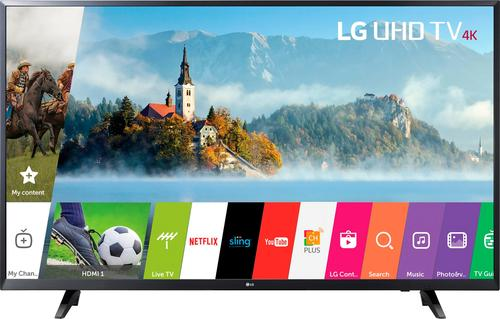 "LG - 55"" Class (54.6"" Diag.) - LED - 2160p - Smart - 4K Ultra HD TV"