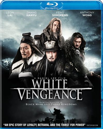 White Vengeance [Blu-ray] [2011] 6035371