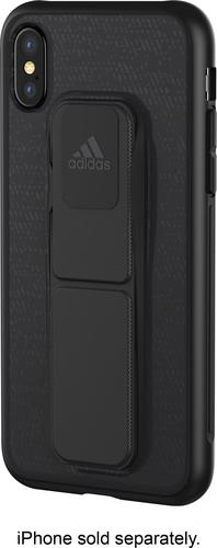 adidas - Case for Apple® iPhone® X and XS - Black