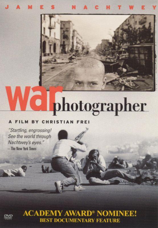 War Photographer [DVD] [2001] 6037601