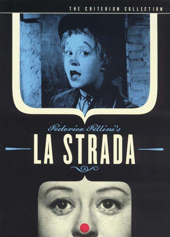 La Strada [2 Discs] [Criterion Collection] [DVD] [1954] 6038343