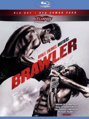 Brawler [2 Discs] [Blu-ray/DVD] [English] [2011] 6038474