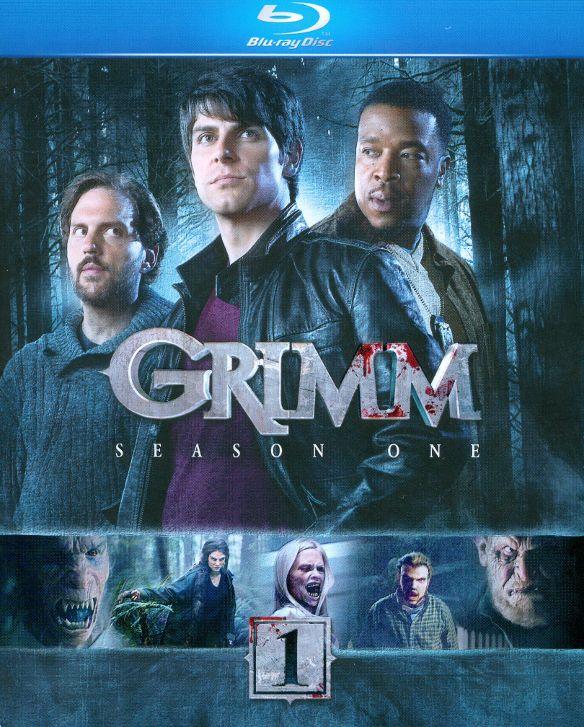 Grimm: Season One [5 Discs] [Blu-ray] 6038805