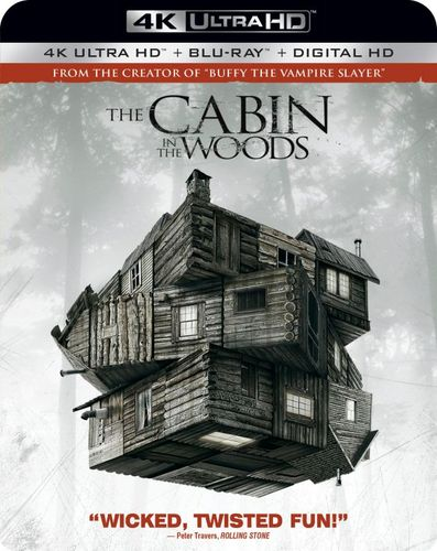 The Cabin in the Woods [4K Ultra HD Blu-ray] [2012] 6039305