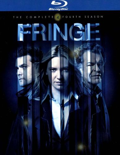Fringe: The Complete Fourth Season [4 Discs] [Includes Digital Copy] [UltraViolet] [Blu-ray] 6039482