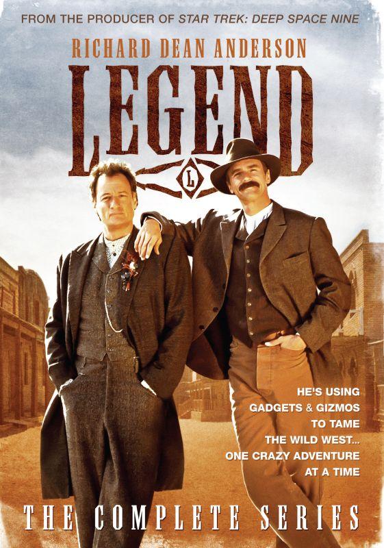 Legend: The Complete Series [2 Discs] [DVD] 6039505