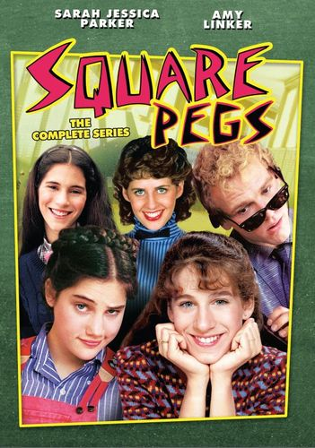 Square Pegs: The Complete Series [2 Discs] [DVD] 6039510