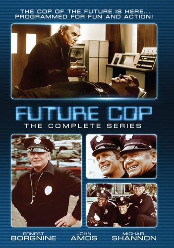 Future Cop: The Complete Series [2 Discs] [DVD] 6039511