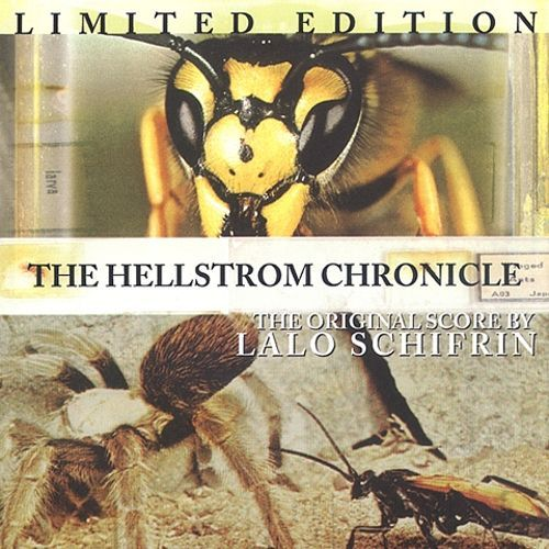 The Hellstrom Chronicle (The Original Score by Lalo Schifrin) (Limited Edition) [CD] 6041623