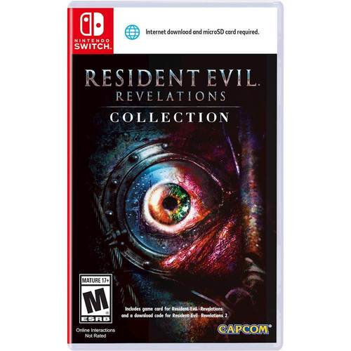 Resident Evil Revelations Collection - Nintendo Switch 6042804