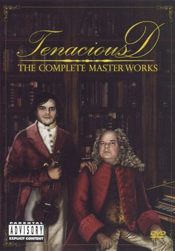 Tenacious D: The Complete Master Works [2 Discs] [DVD] 6055779