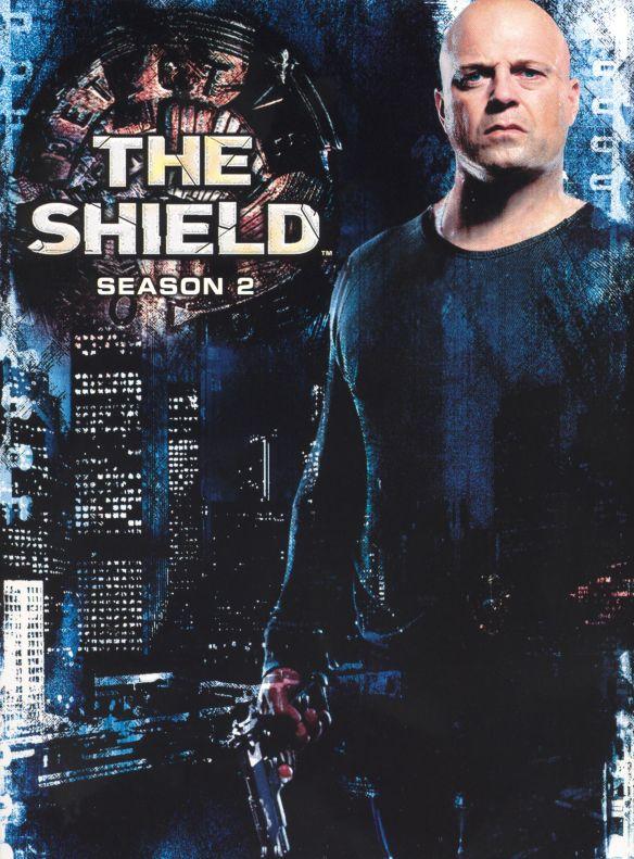 The Shield: Season 2 [4 Discs] [DVD] 6057544
