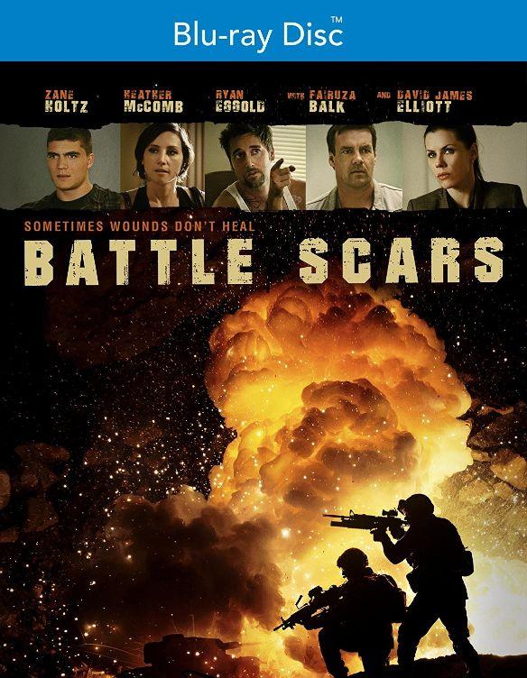 Battle Scars [Blu-ray] [2015] 6058300