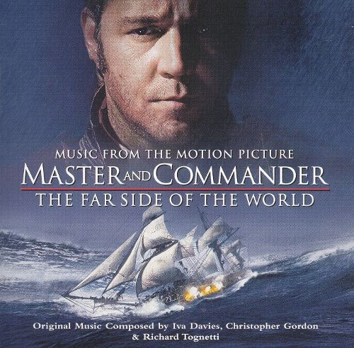 Master and Commander: The Far Side of the World [Music from the Motion Picture] [CD] 6063056