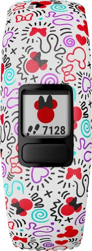 Garmin - vívofit jr 2 Activity Tracker for Kids - Disney Minnie Mouse 6063500