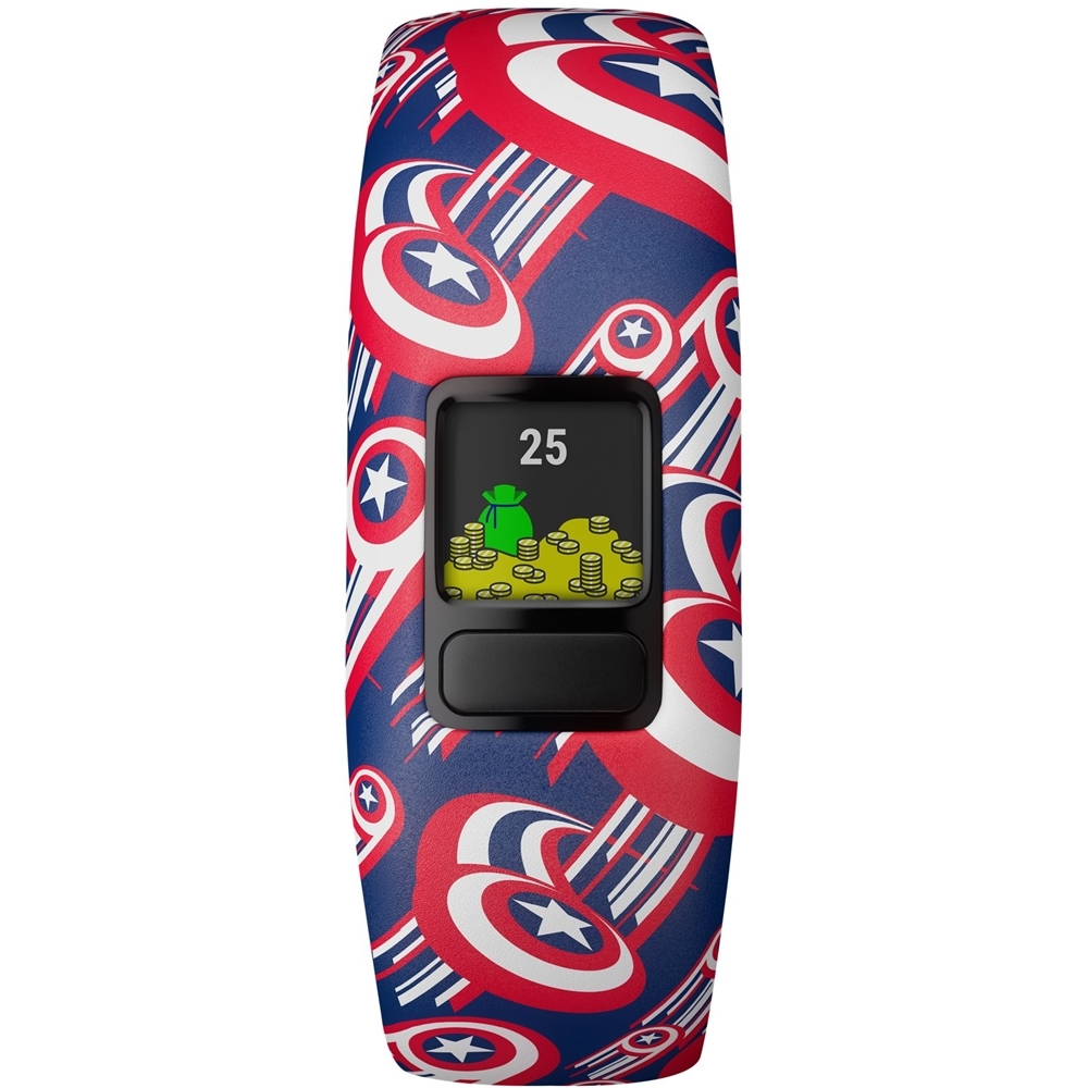 Garmin vvofit jr 2 Activity Tracker Captain America 010-01909-32