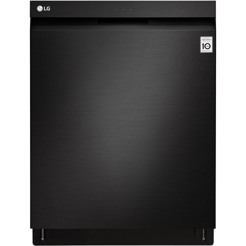 "LG - 24"" Built-In Dishwasher - Matte black stainless steel 6065300"