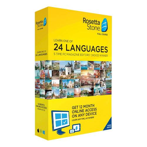 Rosetta Stone - Full...
