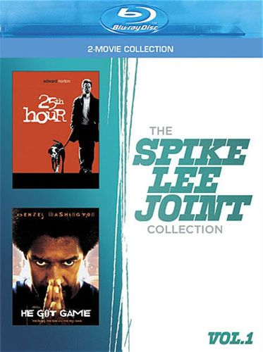 The Spike Lee Joint Collection, Vol. 1: 25th Hour/He Got Game [2 Discs] [Blu-ray] 6067225