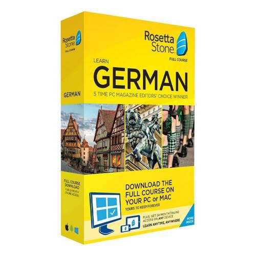 Rosetta Stone - German...