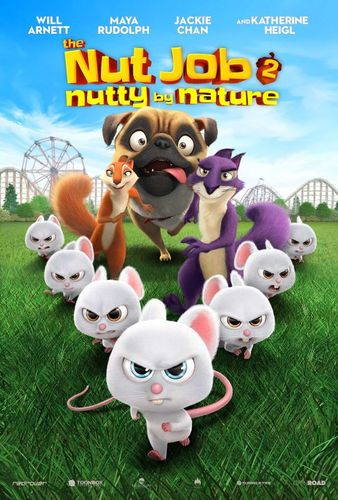 The Nut Job 2: Nutty by Nature [DVD] [2017]