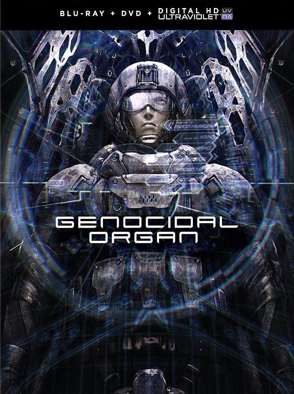 Project Itoh: Genocidal Organ [Blu-ray/DVD] [2 Discs] 6073314