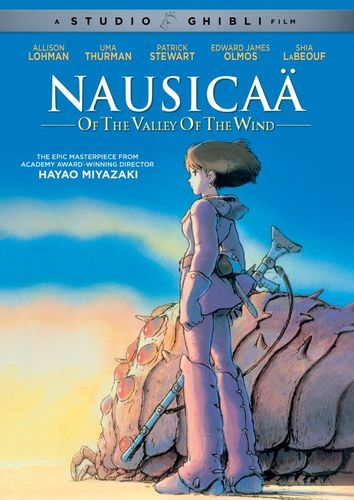 Nausicaä of the Valley of the Wind [DVD] [1984] 6073316
