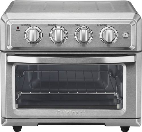 Cuisinart - Air Fryer Toaster Oven - Stainless Steel