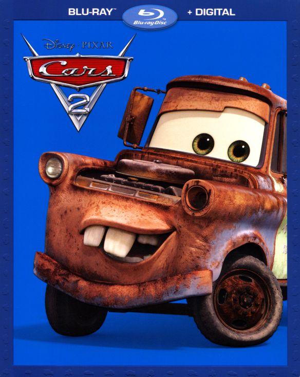 Cars 2 [Blu-ray] [2011] 6076303