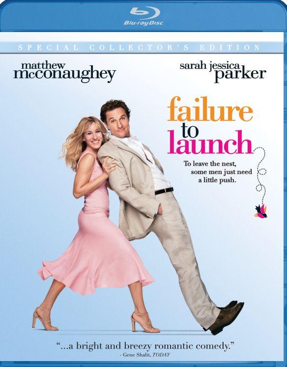 Failure to Launch [Blu-ray] [2006] 6076911