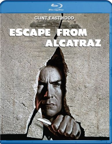 Escape from Alcatraz [Blu-ray] [1979] 6076912