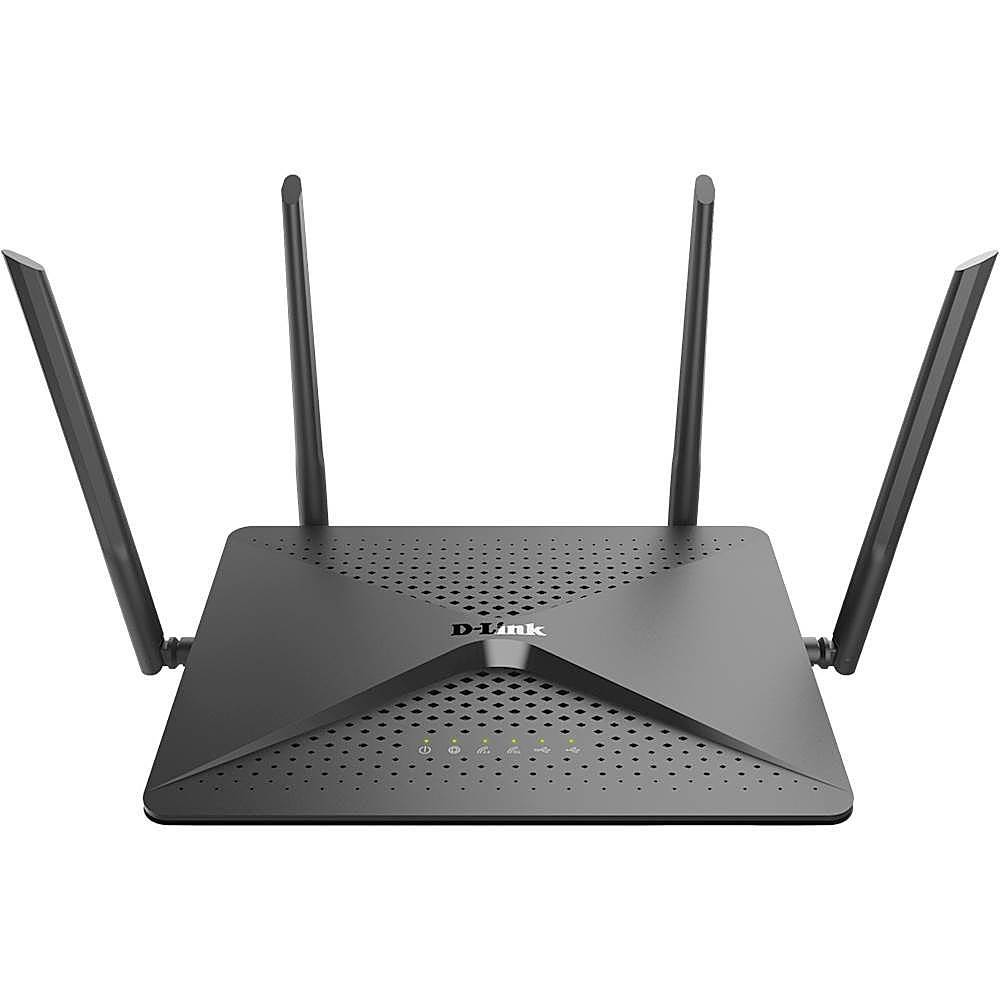 D-Link AC2600 Dual-Band Wi-Fi Router DIR882US