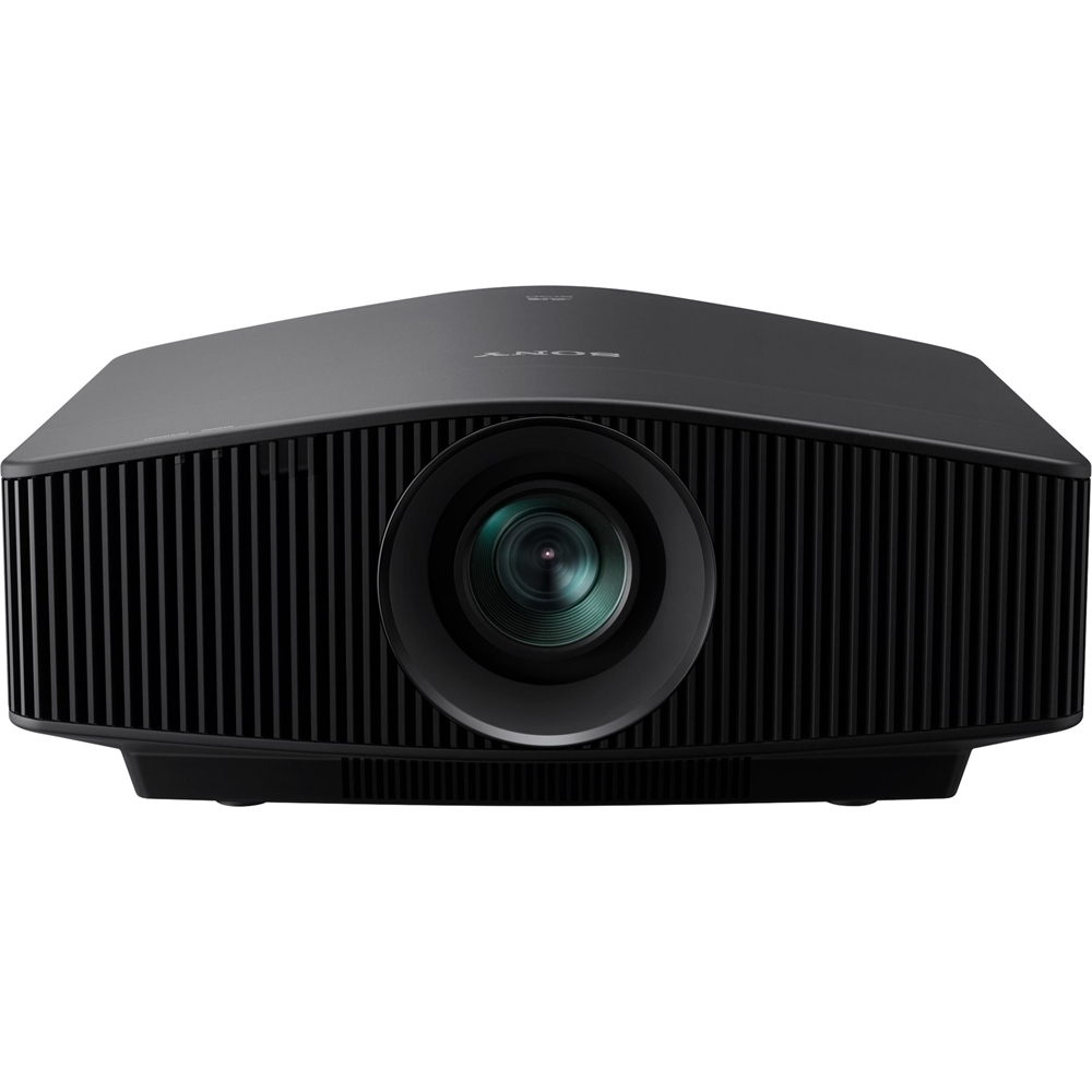Sony - VPL VW885ES 4K SXRD Projector with High Dynamic Range - Black largeFrontImage